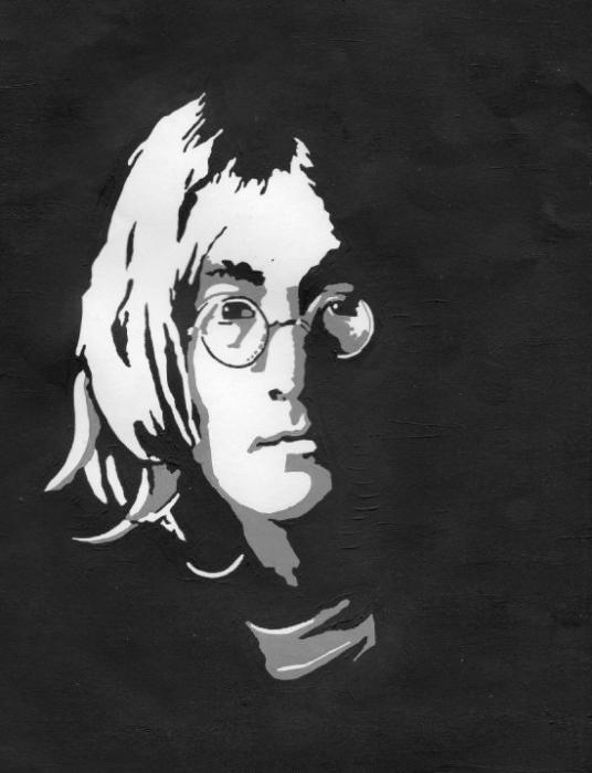 John Lennon por isherwood66